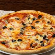 Poza cu Pizza Capriciosa
